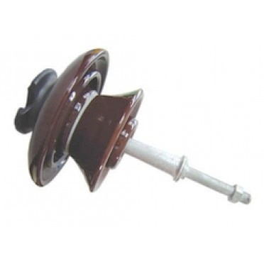 National Pin Insulator With Hardware 11kv Silicon Polymer In India