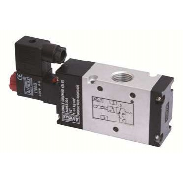 Airmax Compact Design 1/4 Inch 3/2 Way Single Solenoid Valve