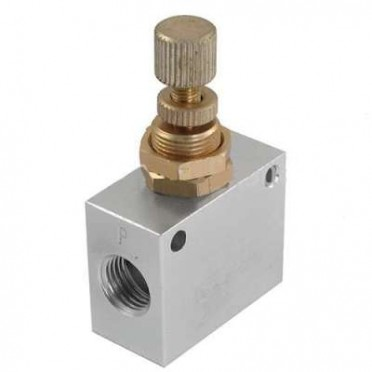Akari Accurate Flow Control Valve 1/4 Inch ASC-08