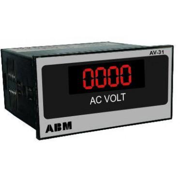 ABM Digital Panel Meter AV-31