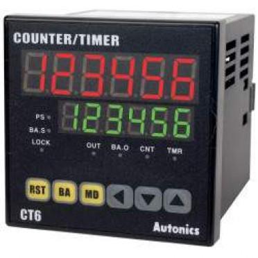 Autonics Digital Counter/Timer CT6