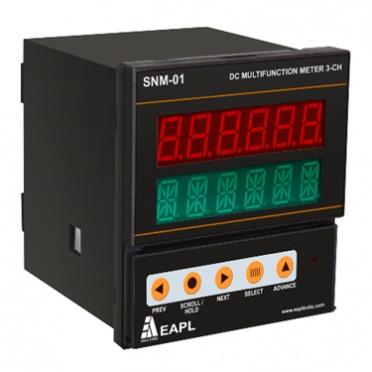 EAPL DC Multifunction Meter SNM-01