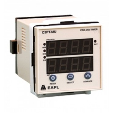 EAPL Programmable Digital Timer H3PT-MU 12V DC