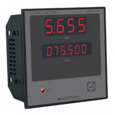 Multispan 3 Phase Energy And Power Meter EPM-13N