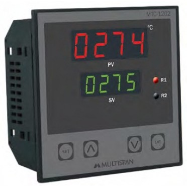 Multispan 9 Stage Profile Controller MTC-1202