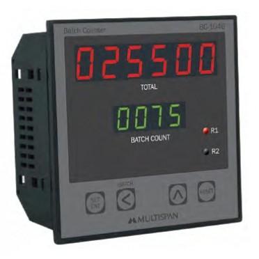 Multispan Digital Batch Counter BC-1046