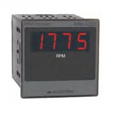 Multispan Digital RPM Indicator RPM-4201
