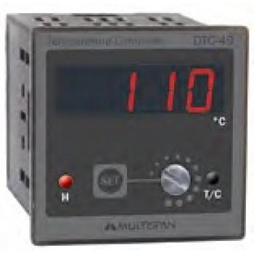 Multispan Digital Temperature Controller DTC-49D