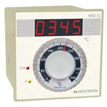 Multispan Digital Temperature Controller MDC-11