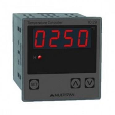 Multispan Digital Temperature Control TC-29