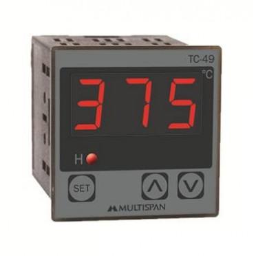 Multispan Digital Temperature Controller TC-49