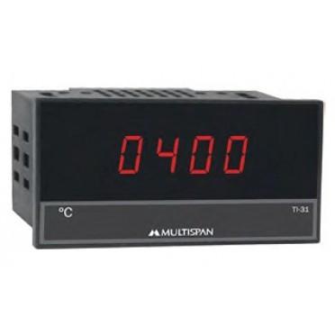 Multispan Digital Temperature Indicator TI-31