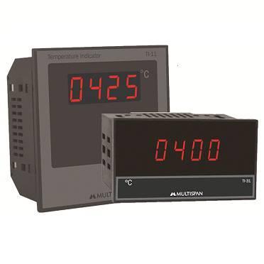 Multispan Digital Temperature Indicator TI-11