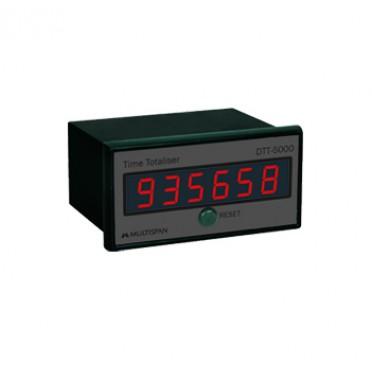 Multispan Digital Time Totalizer DTT-5000