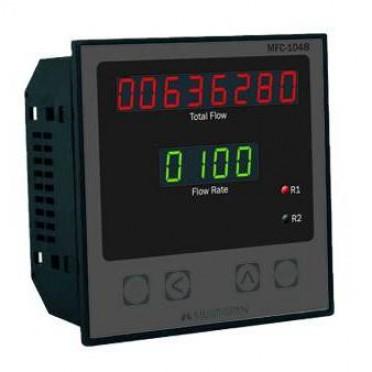 Multispan Flow Indicator Cum Totaliser MFC-1048