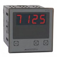 Multispan Process Indicator PI-21B