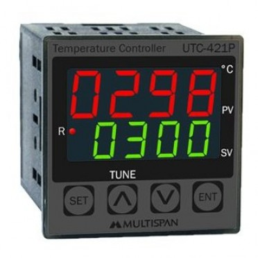 Multispan Programmable Temperature Controller UTC-423