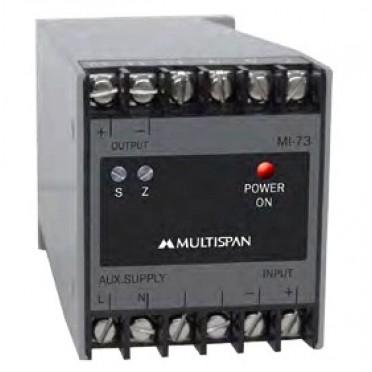 Multispan Signal Isolator / Convertor MI-73