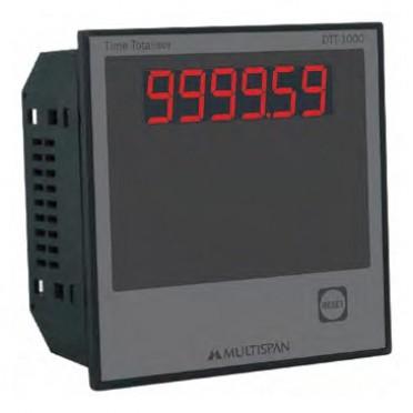 Multispan Time Totalizer/Hour Meter DTT-1000