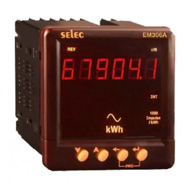 Selec Energy Meter EM306A