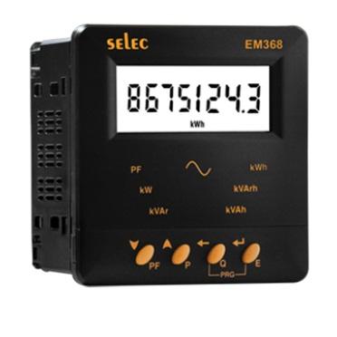 Selec Energy Meter EM368-C