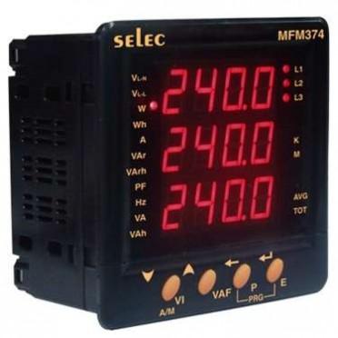 Selec Multifunction Meter MFM374