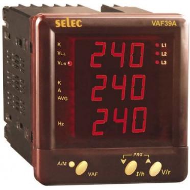 SELEC VAF Meter VAF39A
