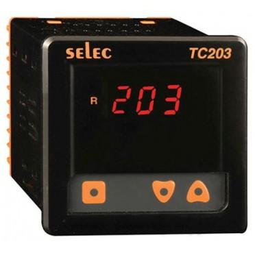 Selec Temperature Controller TC203AX