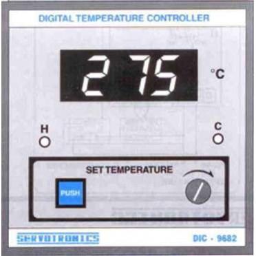 Servotronics Digital Temperature Controller DIC 9682