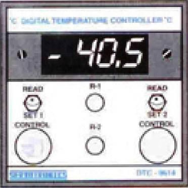 Servotronics Digital Temperature Controller DTC 9614