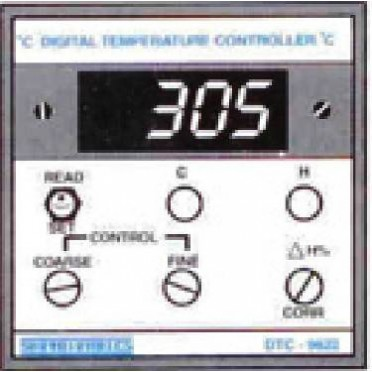 Servotronics Digital Temperature Controller DTC 9622