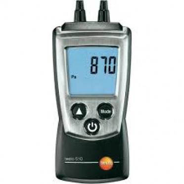 Testo 510 Differential Pressure Meter