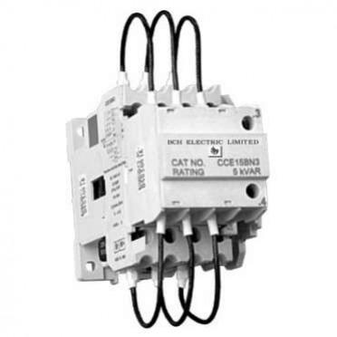 BCH Capacitor Duty Contactor 15kVAR