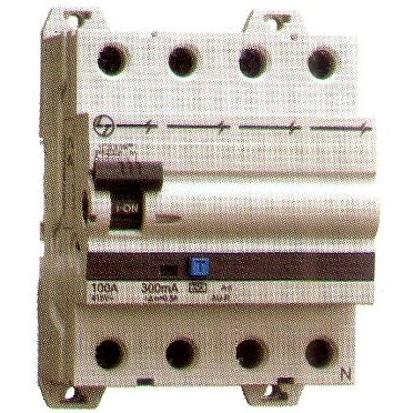 L&T RCCB 100A 4P Adi 300mA AURAD410030
