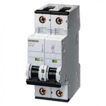 Siemens MCB 0.5A 2Pole 5SL62057RC