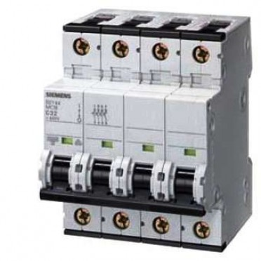 Siemens MCB 32A 4Pole 5SL64327RC