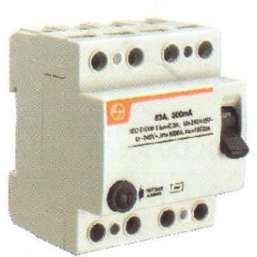 L&T RCCB 40A FP 100mA BG404010