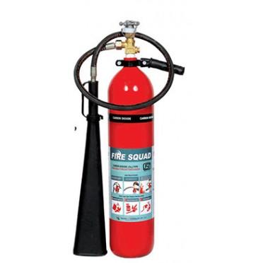 Elix FIRE SQUAD CO2 Type Fire Extinguisher 4.5 Kg