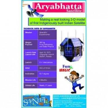 Junior Scientist Aryabhatta Making Kit (Study Project)