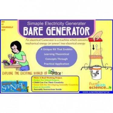 Junior Scientist Bare Generator (Study Project)