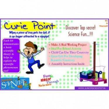 Junior Scientist Curie Point