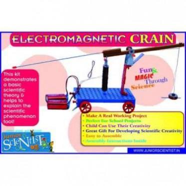 Junior Scientist Electromagnetic Crain (Study Project)