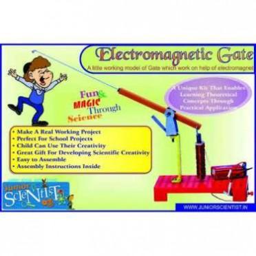 Junior Scientist Electromagnetic Gate (Study Project)