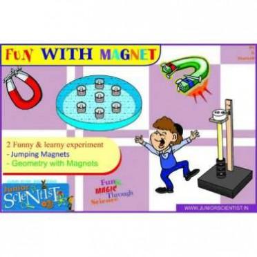 Junior Scientist Fun With Megnet (2 Activity)