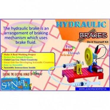 Junior Scientist Hydraulic Brake (Study Project)
