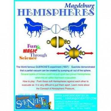 Junior Scientist Magdeburg Hemisphere (Study Project)