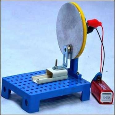 Junior Scientist Magnetic Break (Study Project)