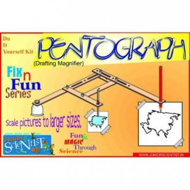 Junior Scientist Pantograph (Study Project)