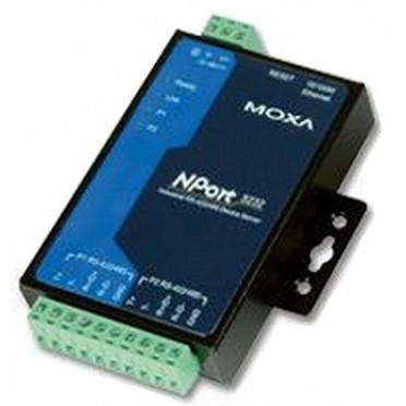 MOXA Serial Device Server NPort 5232
