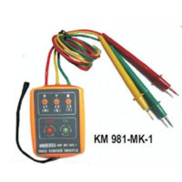 Kusam Meco Phase Sequence Meter KM 981-MK-1